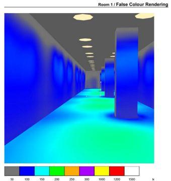 תאורה מלאכותית